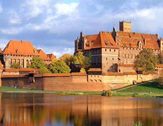 Zwiedzamy Pomorze: Zamek w Malborku